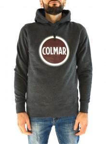 Colmar Originals FELPA CON MAXI LOGO 8269 125 - Tadolini Abbigliamento