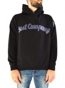 Best Company HOODIE FLEECE OVERSIZE 692108 918 - Tadolini Abbigliamento
