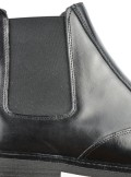ANKLE BOOT SHOE WITH ELASTIC