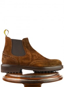 Doucal's CHELSEA BOOT POINT - DU12490TTAUFO24MM01 - Tadolini Abbigliamento