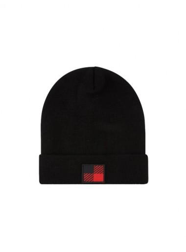 Woolrich LOGO BEANIE HAT - WOACC1634 100 - Tadolini Abbigliamento