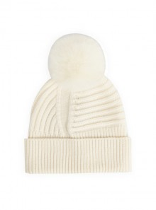 SOFT WOOL BEANIE HAT