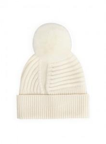 Woolrich SOFT WOOL BEANIE HAT -  WWACC1449 8055 - Tadolini Abbigliamento