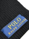 Polo Ralph Lauren SCIARPA IN LANA CON LOGO 710761417 001 - Tadolini Abbigliamento
