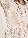 TWINSET Milano GIACCA IN PIZZO CON RICAMI - 201TP2460 - Tadolini Abbigliamento