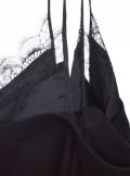 TWINSET Milano MAGLIA CON RASO EFFETTO SOTTOVESTE - 201TP3073 00006 - Tadolini Abbigliamento
