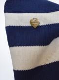 TWINSET Milano CARDIGAN CON FIORE PATCH E RICAMI - 201TP3171 - Tadolini Abbigliamento