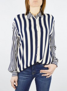 "STRIPED SHIRT ""DILEFO"""
