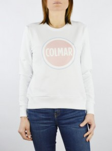 Colmar FELPA GIROCOLLO CON MAXI LOGO - 9065 01 - Tadolini Abbigliamento