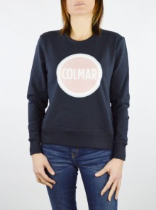 Colmar FELPA GIROCOLLO CON MAXI LOGO - 9065 68 - Tadolini Abbigliamento
