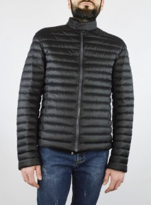 SPORTY PADDED BIKER JACKET