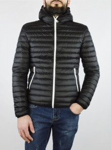 URBAN DOWN JACKET WITH HOOD