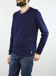 COTTON BLEND LIGHT SWEATSHIRT