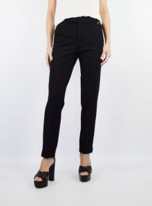 MILAN STITCH CIGARETTE TROUSERS