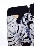 TWINSET Milano PANTALONI CROPPED IN POPELINE A FIORI - 201TT2316 - Tadolini Abbigliamento
