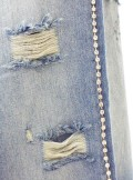 My Twin TWINSET JEANS GIRLFRIEND CON STRASS - 201MP2275 - Tadolini Abbigliamento