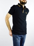 Fred Perry POLO TIPPED PLACKET - M8559 102 - Tadolini Abbigliamento
