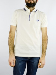 Fred Perry POLO TIPPED PLACKET - M8559 129 - Tadolini Abbigliamento