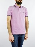 Fred Perry TWIN TIPPED FRED PERRY POLO SHIRT - M3600 J75 - Tadolini Abbigliamento