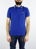 Fred Perry TWIN TIPPED FRED PERRY POLO SHIRT - M3600 612 - Tadolini Abbigliamento