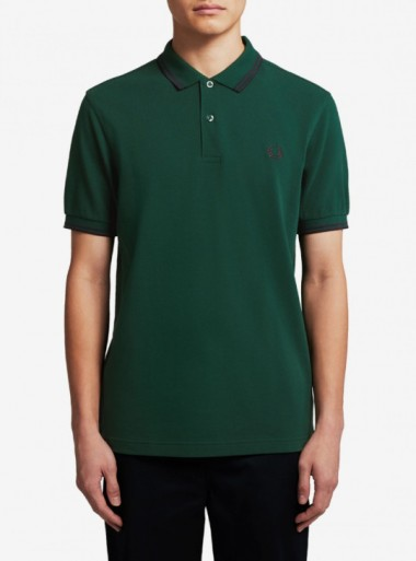 Fred Perry TWIN TIPPED FRED PERRY POLO SHIRT - M3600 J72 - Tadolini Abbigliamento