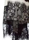 My Twin TWINSET T-SHIRT CON INSERTI PIZZO E STAMPA CON PIETRE - 201MT232A 03008 - Tadolini Abbigliamento