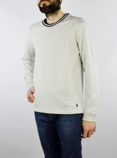Polo Ralph Lauren FELPA LEGGERA IN MISTO COTONE - 714754035005 - Tadolini Abbigliamento