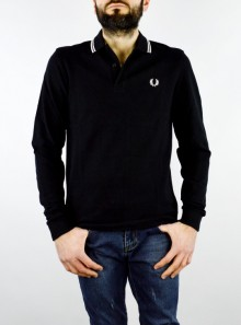 Fred Perry TWIN TIPPED FRED PERRY POLO SHIRT - M3636 - Tadolini Abbigliamento