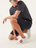 Colmar BERMUDA IN FELPA CON TASCHINO - 8244R - Tadolini Abbigliamento