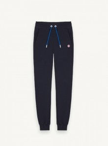 SLIM-FIT STRETCH COTTON SWEATPANTS