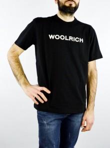 Woolrich LOGO T-SHIRT - CFWOTE0024MRUT1486 100 - Tadolini Abbigliamento