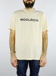 Woolrich LOGO T-SHIRT - CFWOTE0024MRUT1486 8929 - Tadolini Abbigliamento