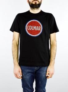 Colmar T-SHIRT IN COTONE CON MAXI LOGO - 7569 99 - Tadolini Abbigliamento