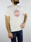 Colmar T-SHIRT IN COTONE CON MAXI LOGO - 7569 01 - Tadolini Abbigliamento
