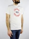 Colmar T-SHIRT GIROCOLLO CON SCRITTA ORIGINALS - 7560 01 - Tadolini Abbigliamento