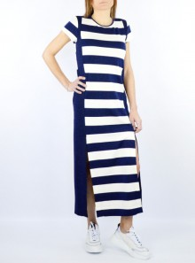 "STRIPED DRESS ""KAIMON"""