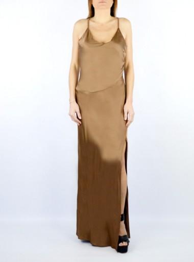 LONG DRESS Hood