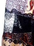 Kocca ABITO ASIMMETRICO A FANTASIA TZUNAMI - P20PAB2764AAFA0000 - Tadolini Abbigliamento