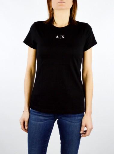 AX Armani Exchange T-SHIRT REGULAR FIT CON LOGO - 3HYTBH-YJG3Z 1200 - Tadolini Abbigliamento