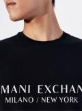AX Armani Exchange T-SHIRT REGULAR FIT CON LOGO - 8NZT72-Z8H4Z - Tadolini Abbigliamento