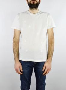 Daniele Alessandrini T-SHIRT AMO LE STELLE - M7259E5034000 - Tadolini Abbigliamento
