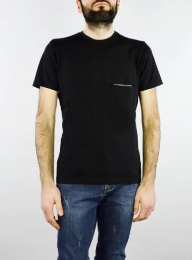 Daniele Alessandrini T-SHIRT DI FRUTTA MC - M7222E6434000 - Tadolini Abbigliamento