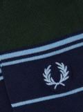 Fred Perry CALZINI A RIGHE - C8110 K24 - Tadolini Abbigliamento