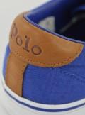 Polo Ralph Lauren SNEAKERS THORTON IN TWILL - 816816972002 - Tadolini Abbigliamento