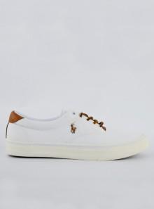Polo Ralph Lauren SNEAKERS THORTON IN TELA - 816816972002 - Tadolini Abbigliamento